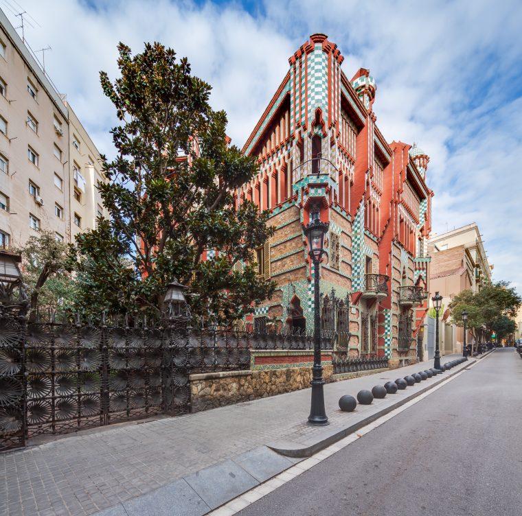 Casa Vicens street view