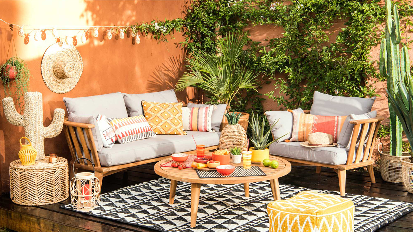 Maisons du Monde Spring-Summer 2018 collection, Suzon tendency