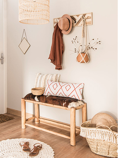 Maisons du Monde Spring-Summer 2018 collection, Haciendatendency
