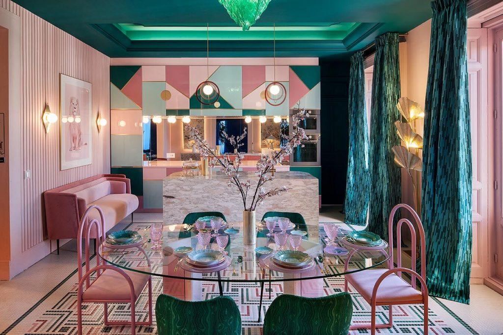 Patricia Bustos Kitchen at Casa Decor 2018