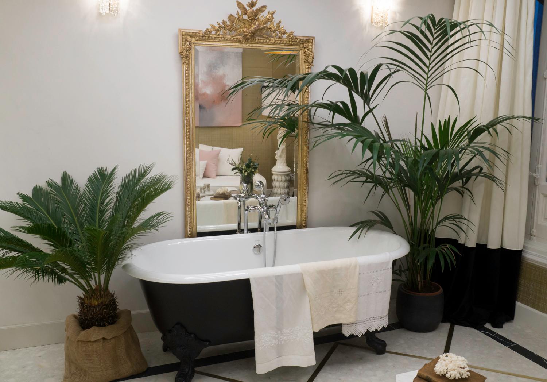 Coco Chanel inspired Public Baths at Casa Decor 2018