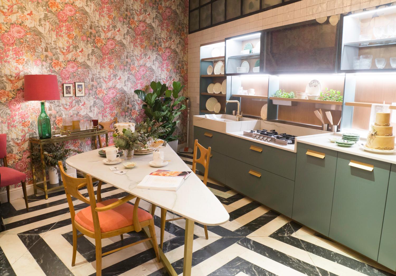 Dosde Espacio Cocinas at Casa Decor 2018 in Madrid