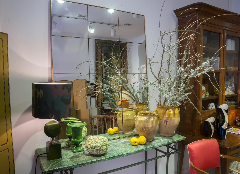 Portici - antiques shop at Madrid Rastro