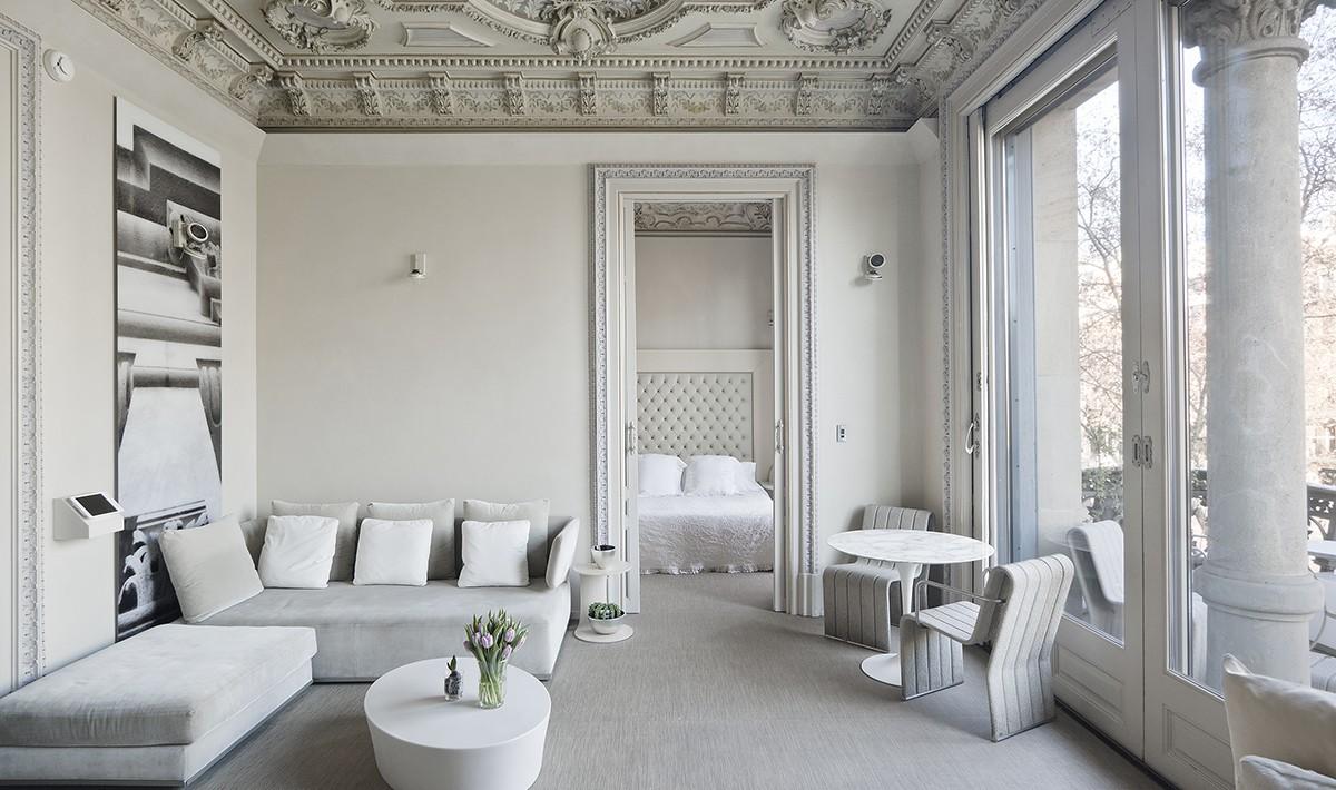 El Palauet Living hotel Barcelona