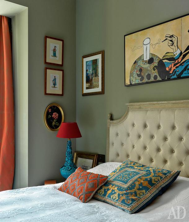 Valencia home tour: bedroom decor