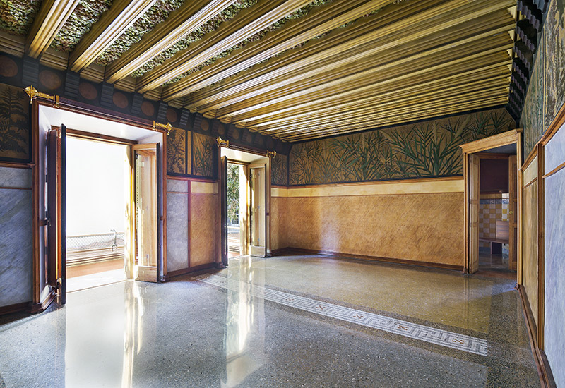Casa Vicens by Gaudí, Barcelona