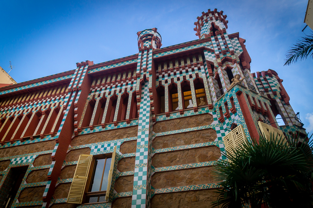 Casa Vicens by Gaudí