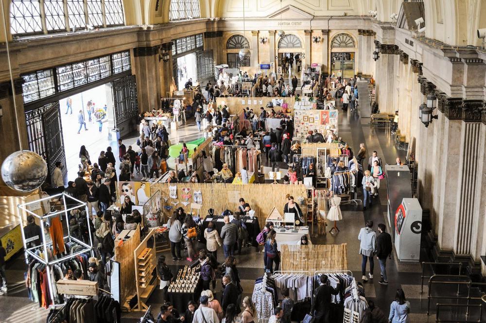 Estació disseny market Barcelona