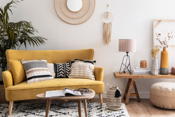 Emma-John tendency Maisons du Monde autumn-winter collection 2018