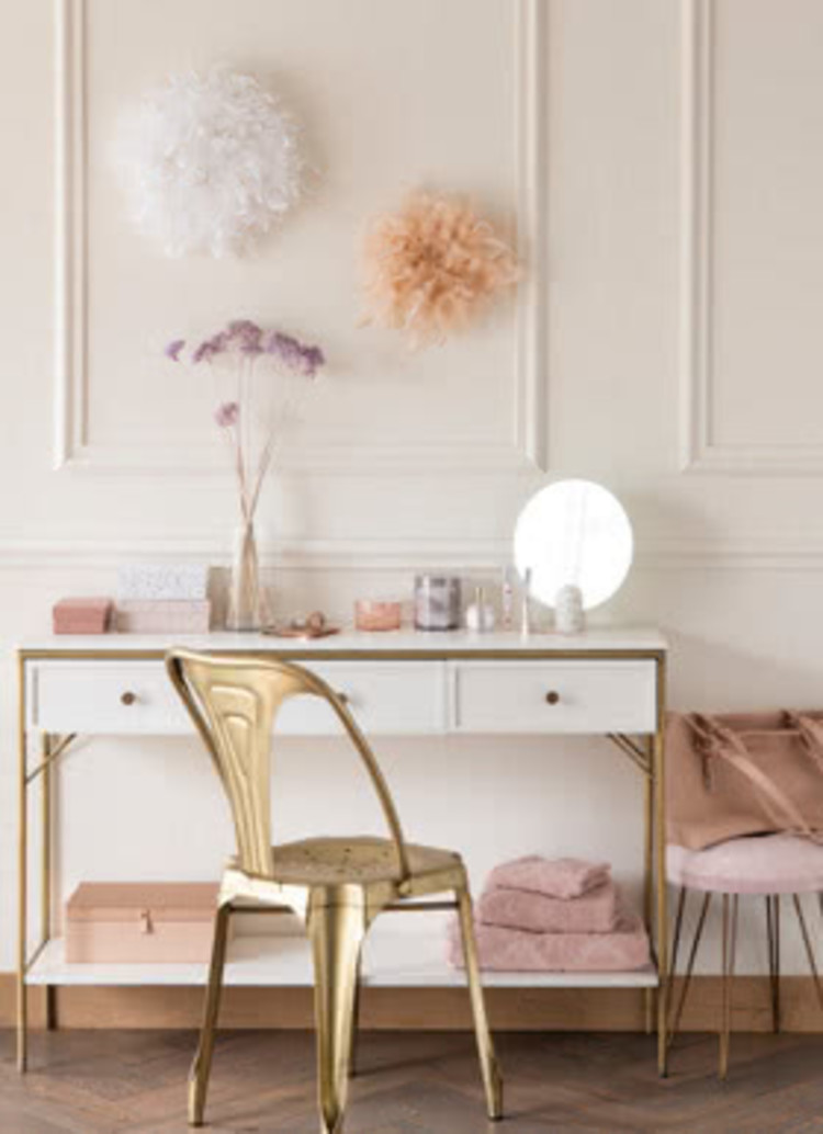Miss Blossom tendency Maisons du Monde autumn-winter collection 2018