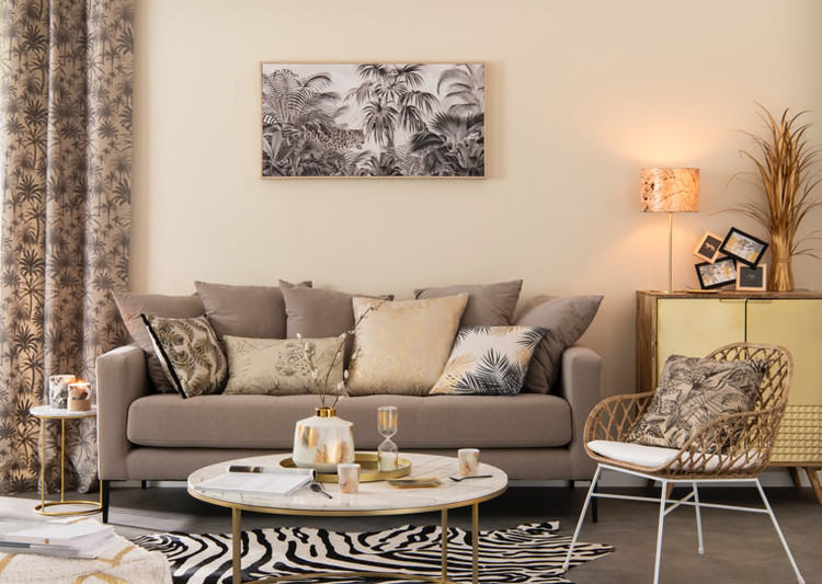 Safari Party tendency Maisons du Monde autumn-winter collection 2018