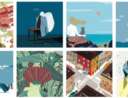 Illustrations by Federica Bordoni