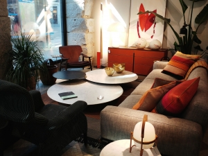Batavia furniture shop in Chueca, Madrid