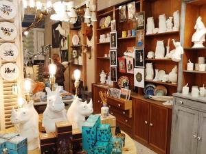 Guille García-Hoz shop in Chueca, Madrid