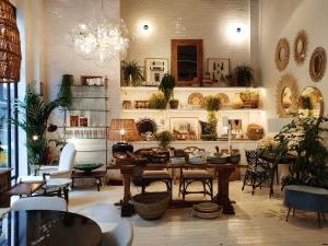 Mestizo furniture and home decor shop in Chueca, Madrid
