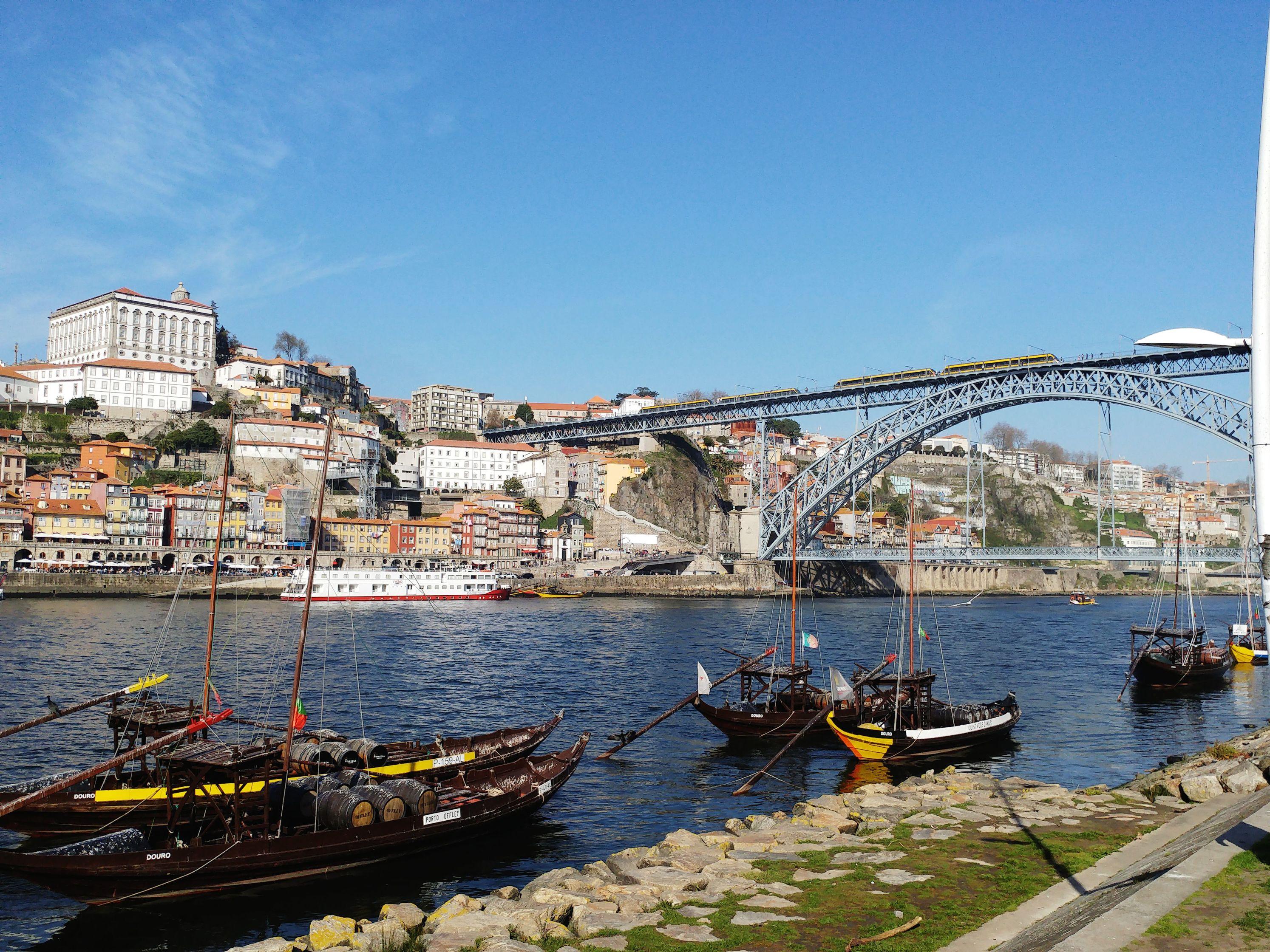 Porto boat tours