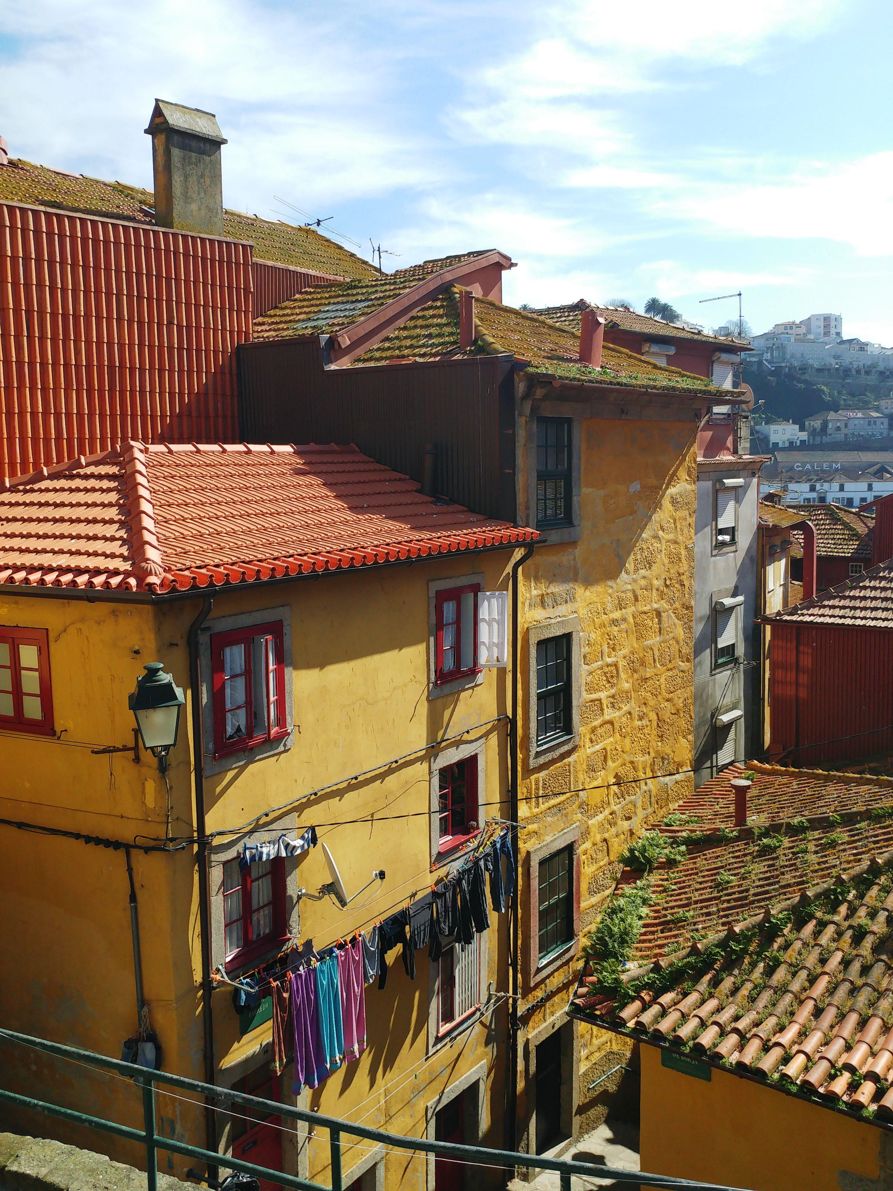 Porto La Ribeira walk