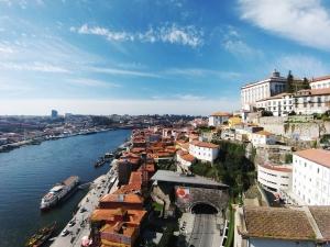 Porto river views
