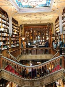 Lello book shop Porto