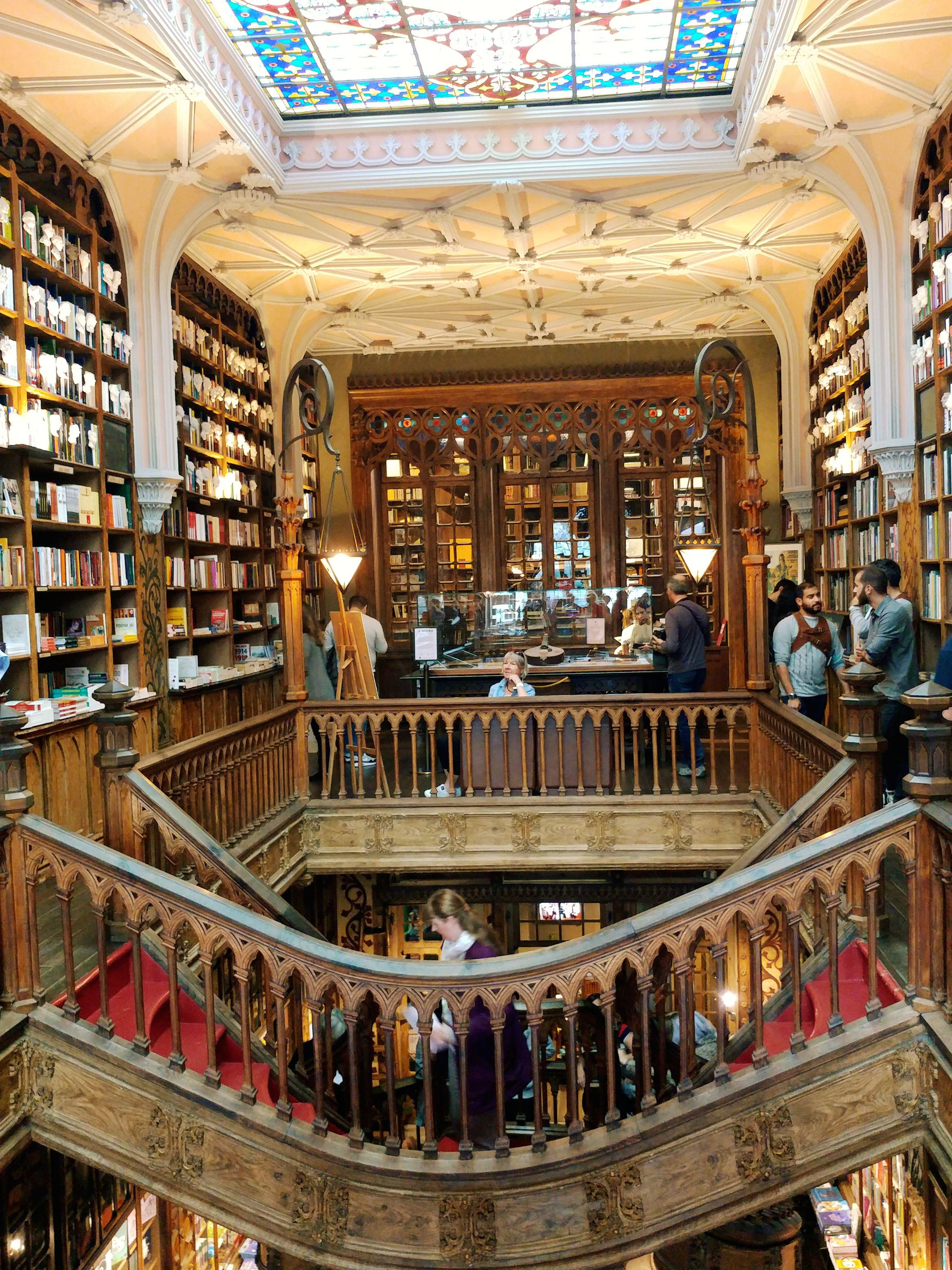 Lello book shop Porto