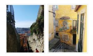 collage la Ribeira Porto