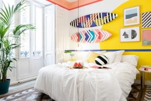 Valencia Lounge Hostel designed by Masquespacio