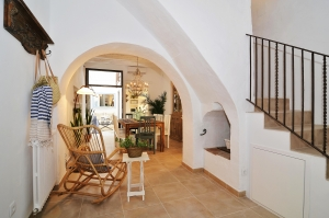 House tour: old fisherman's house in Sitges