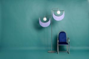Arco Houtique lamps by Masquespacio