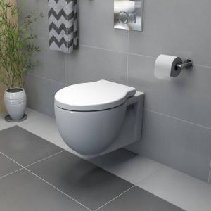 Wall-hung toilet - bathroom design trends