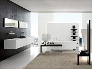Ultramodern Italian bathroom trends
