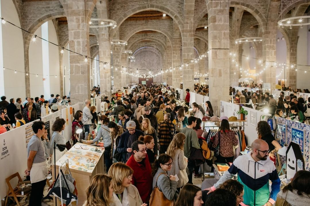 Festivalet design fair in Barcelona