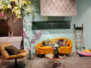 BANQA Dutch furniture showroom in Barcelona