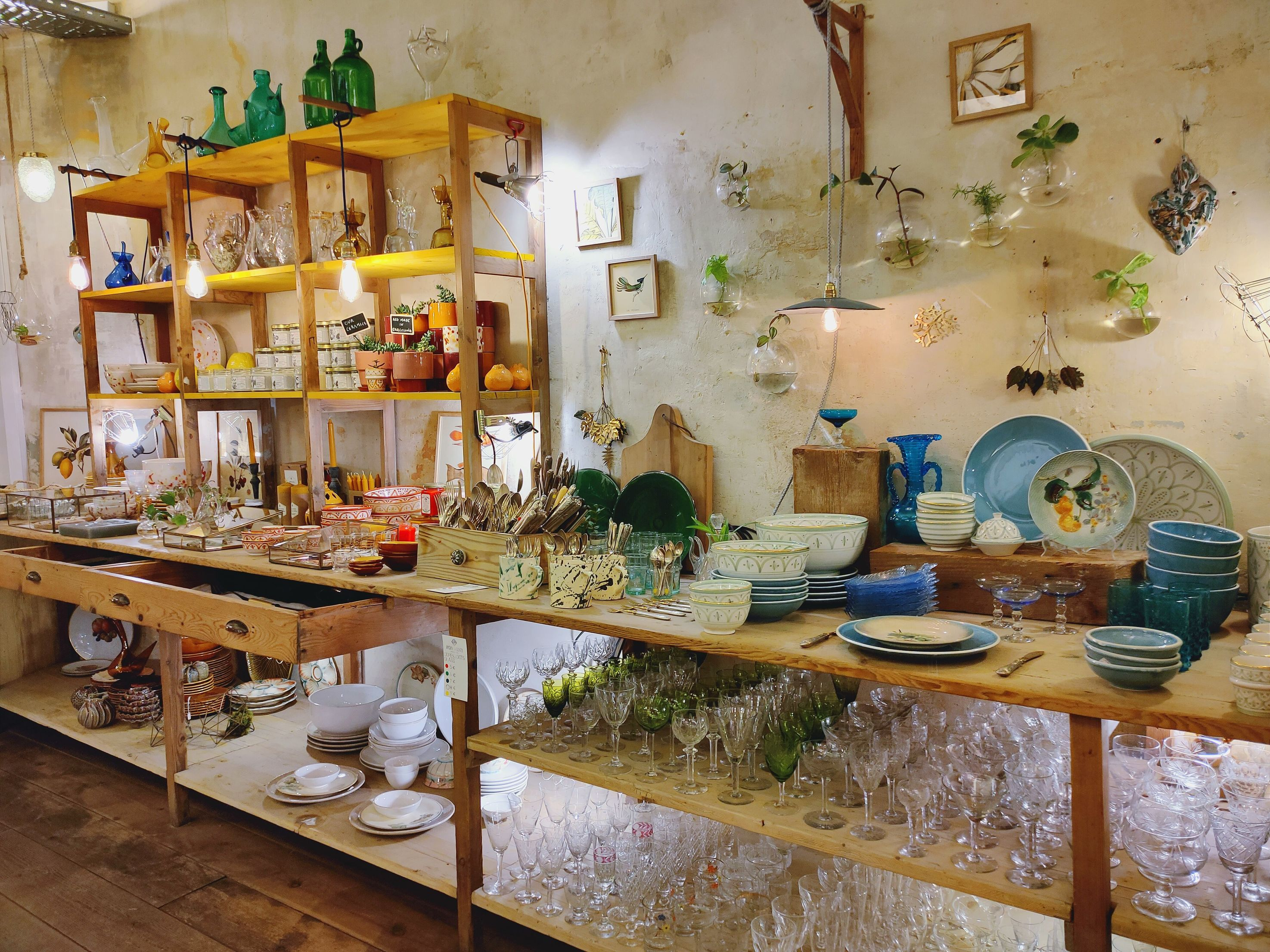 Bon Vent - slow Mediterranean living shop in Barcelona
