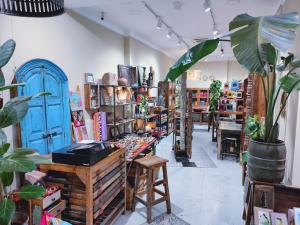 Casa Azul shop in Barcelona