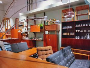 Gidlööf vintage Nordic furniture in Barcelona