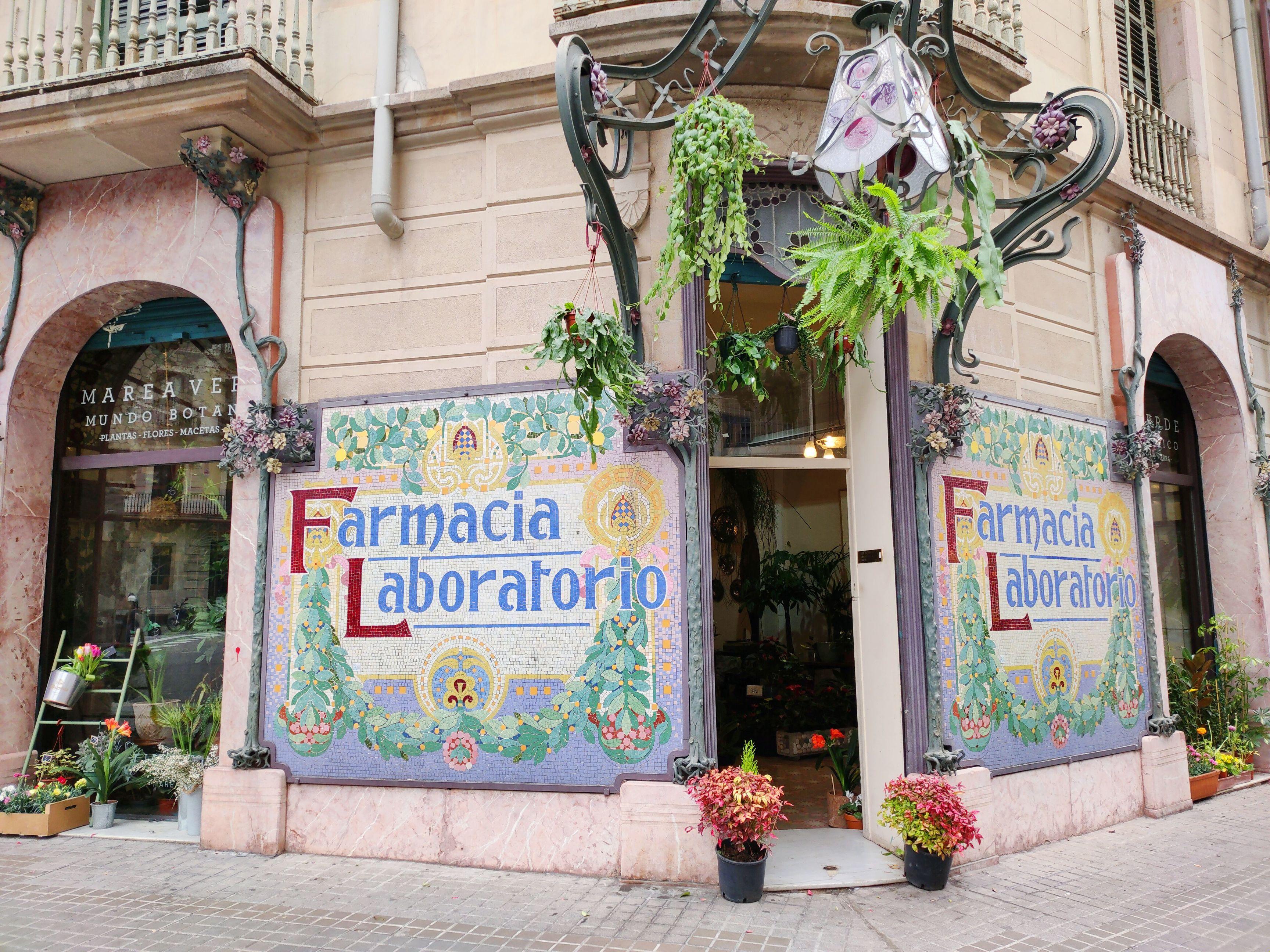 Floristeria Marea Verde Barcelona