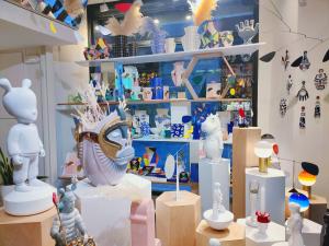 Nuovum design store in Barcelona