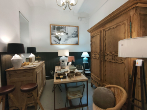 Omnibus furniture showroom in el Born, Barcelona