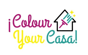 ¡Colour Your Casa!